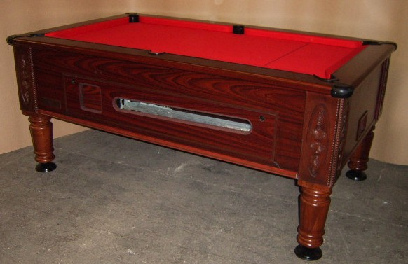 Imperial 6x3 slate bed freeplay pub pool table for Pool table 6 x 3
