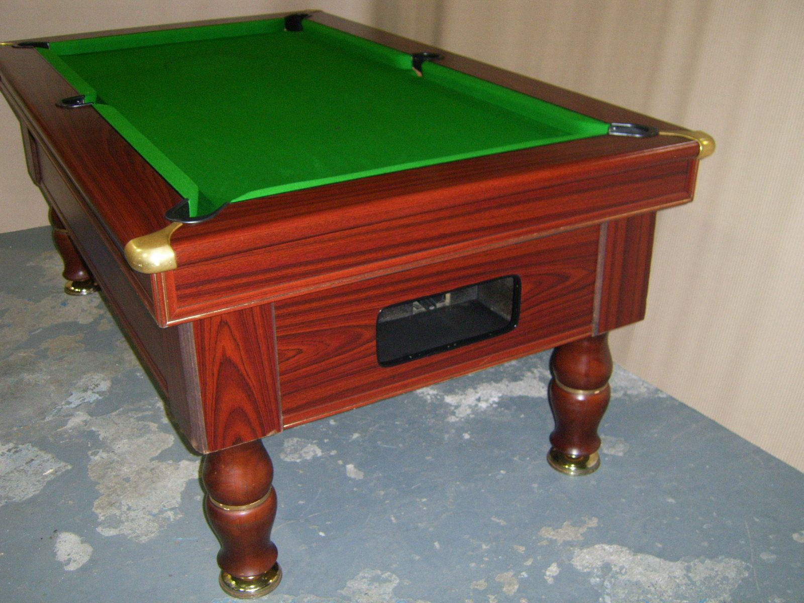 mayfair 6x3 slate bed pub pool table