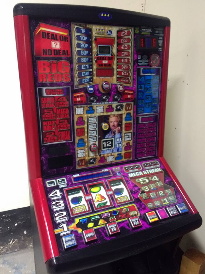 Deal Or No Deal Machine