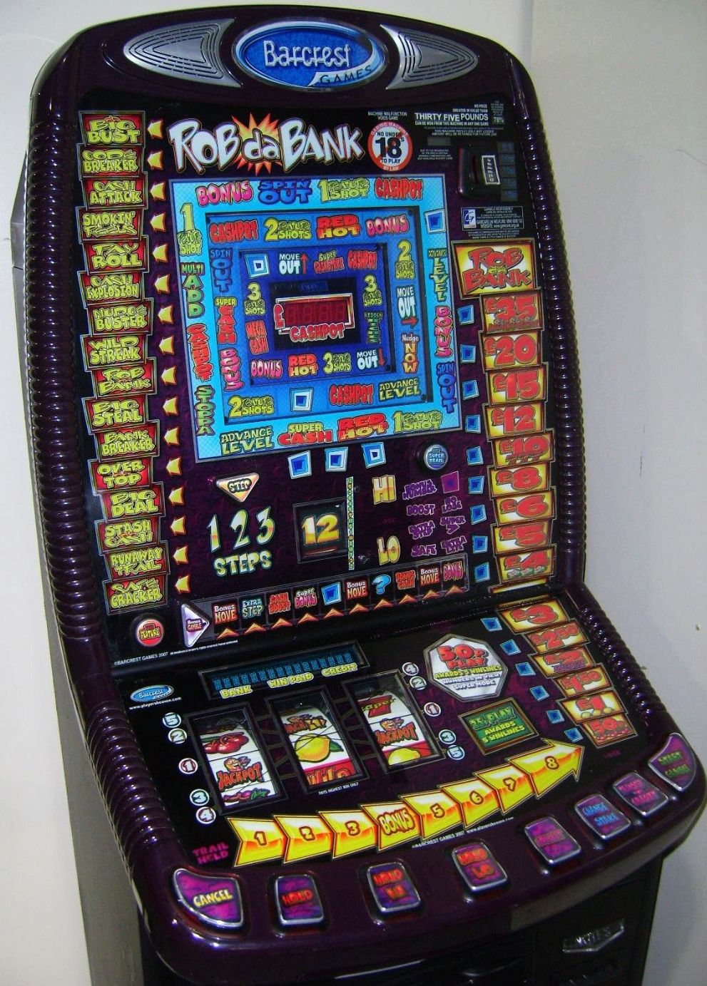 Fruit Machines On Line