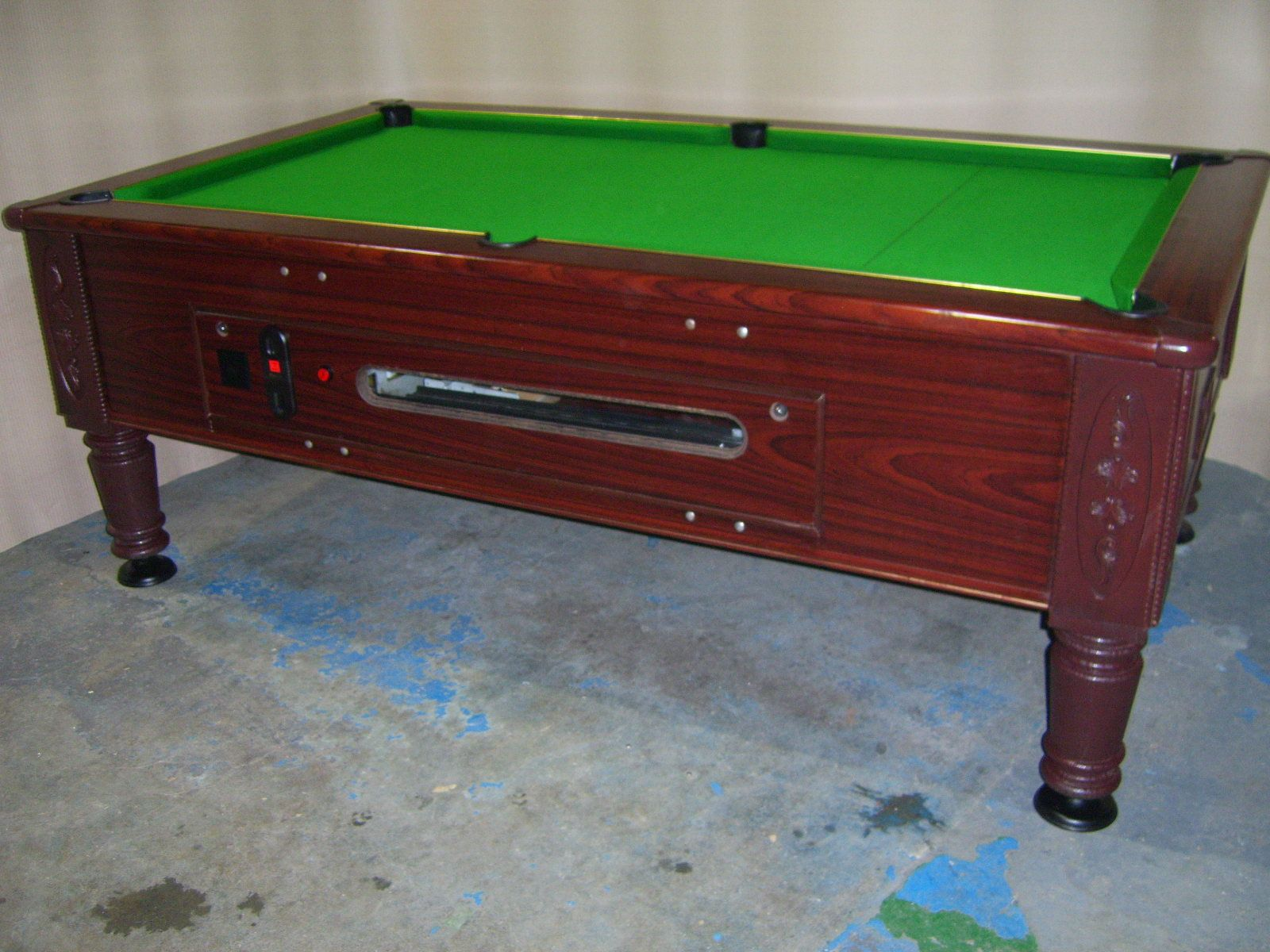Excellent Superleague Imperial 7X4 Slate Bed Pub Pool Table Freeplay Interior Design Ideas Gentotryabchikinfo